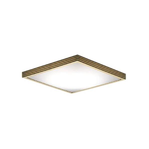 コイズミ照明 LEDシーリング 高-133 幅-□556mm AH48737L 1台