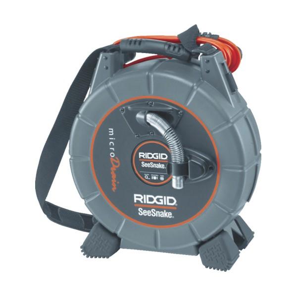 RIDGID/リジッド RIDGIDマイクロドレインD65Sリール22Mシースネイク用 533.4 x 222.25 x 533.4 mm