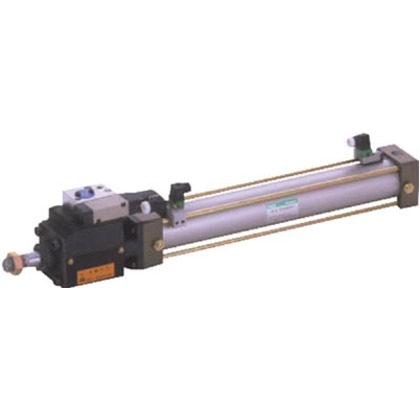 CKD ブレーキ付シリンダ(セルトップシリンダ)ブレーキ用バルブ付支持金具アリ JSC3-V-LB-40B-100-3