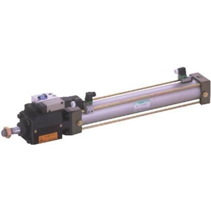 CKD ブレーキ付シリンダ(セルトップシリンダ)ブレーキ用バルブ付支持金具アリ JSC3-V-LB-40B-500-3