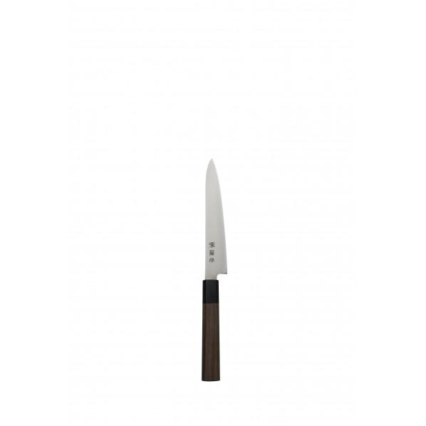 堺菊守 モリブデン和式   ペティナイフ 全長:280mm JN-115 1個