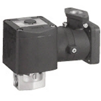 CKD 直動式防爆形2ポート弁ABシリーズ(蒸気用) AB41E2-02-5-C4T-AC100V