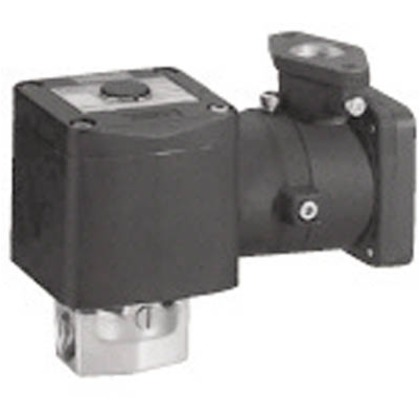 CKD 直動式防爆形2ポート弁ABシリーズ(蒸気用) AB41E2-03-5-C4T-AC100V