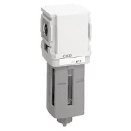 CKD モジュラータイプセレックスFRLオイルミストフィルタ M1000-6-W-F1