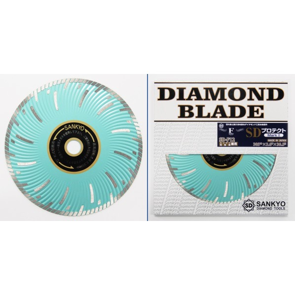 三京ダイヤモンド工業 SDプロテクト マーク2 305X3.0X8.0X22.0 SD-F12 1枚