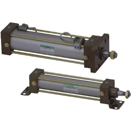 CKD セレックスシリンダ支持金具アリ SCA2-FA-100B-100
