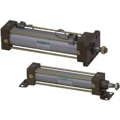 CKD セレックスシリンダ支持金具アリ SCA2-TC-100B-350