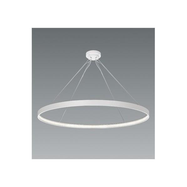 ENDO ペンダントライト 全長高さ:400~1800mm/幅:1535mm/灯体高さ:60mm ERP7288W 1個