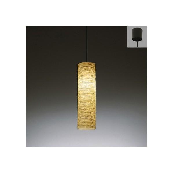 ENDO 和風照明 ペンダントライト 全長高さ:1810mm/幅:110mm/灯体高さ:380mm ERP7119N 1個