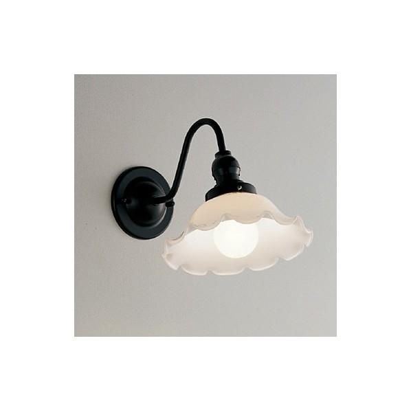 ENDO 和風照明 ブラケットライト 全長高さ:215mm/幅:220mm ERB6317M 1個