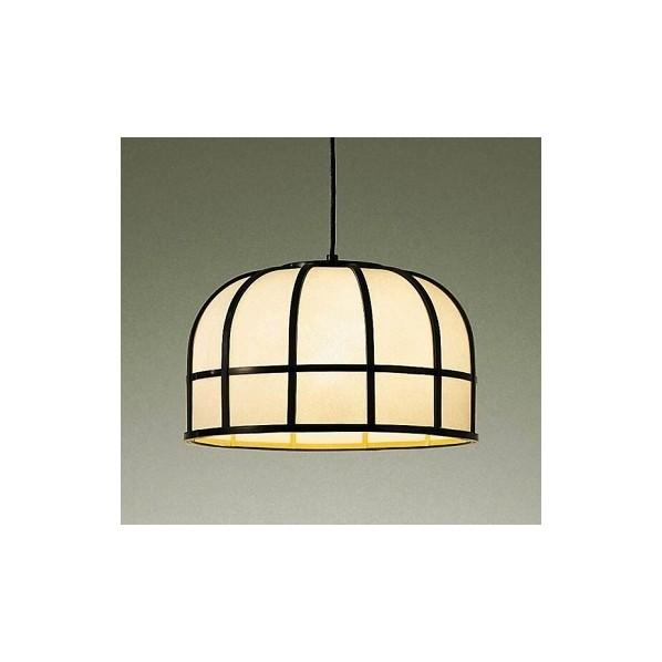 ENDO 和風照明 ペンダントライト 全長高さ:1710mm/幅:420mm/灯体高さ:240mm ERP7247BA 1個
