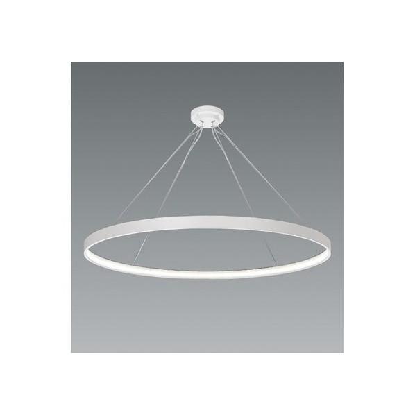 ENDO ペンダントライト 全長高さ:400~1800mm/幅:1535mm/灯体高さ:60mm ERP7272W 1個