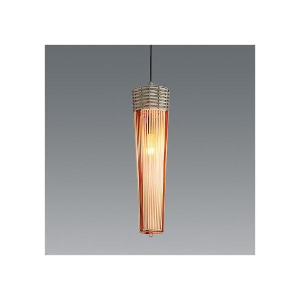 ENDO ペンダントライト 全長高さ:900~1700mm/幅:130mm/灯体高さ:520mm ERP7408X 1個