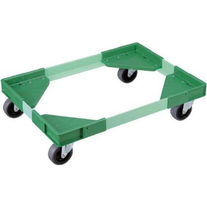 リス アングルキャリーLCB-50用エラストマー車(コーナー緑、アングル緑) ACL-CB50-E-G.G