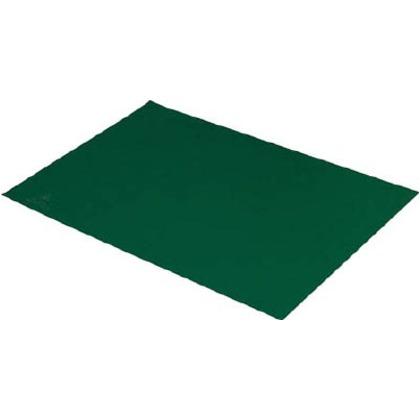 DESCO 静電気拡散性2層ラバーシート 緑 750X1500mm  880007