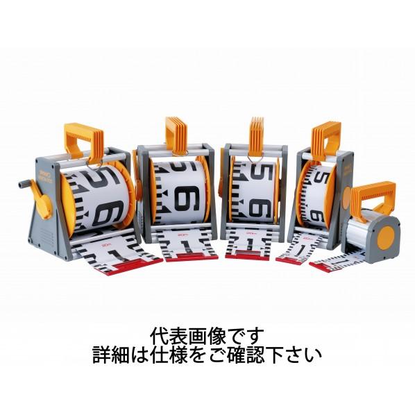 ヤマヨ測定機 リボンロッド両サイド100E1 20m ケース入 ケース:284x174x153mm R10A20M 1個