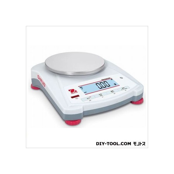 オーハウス ポータブル電子天びん/ナビゲーターシリーズ 70X230X204mm NV1201JP 1台