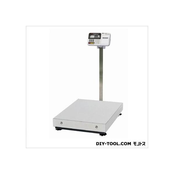 【中古】 ONLINE SHOP エー・アンド・デイ W600XD700mm HV-300KCP-K FACTORY 検定付大型台はかり(内蔵プリンタ付) 1台:DIY-DIY・工具