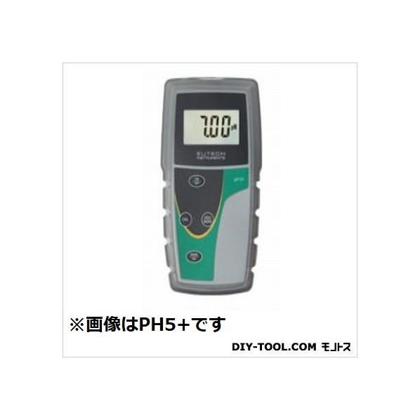 竹村電機製作所 ポータブル型 デジタル pH&ORP計 /ORPセンサーは別売/ PH 6+ 1台
