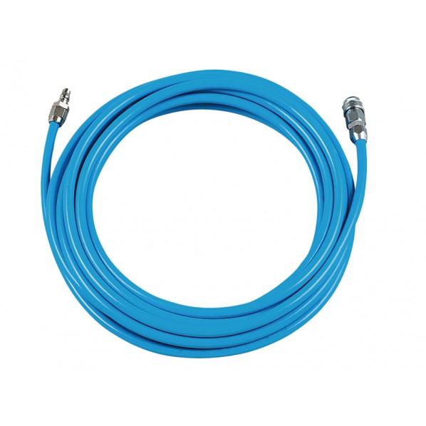 KTC エアツール用ウレタンホース ブルー JAH-080 1点