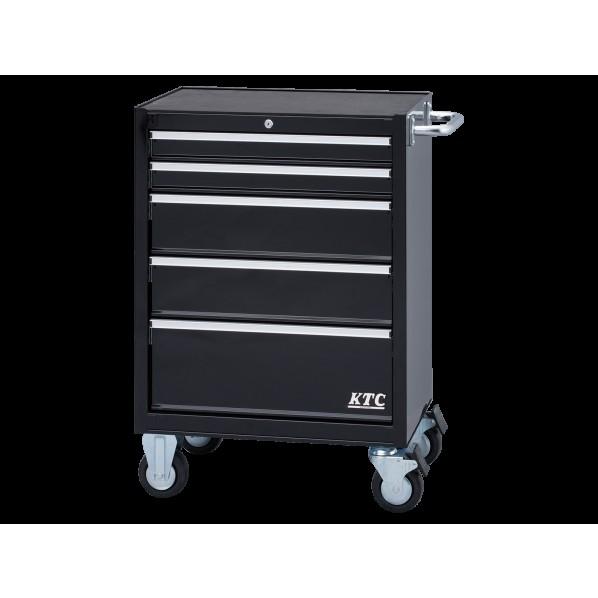 ※法人専用品※KTC ローラーキャビネット ブラック SKX3805BK 1台