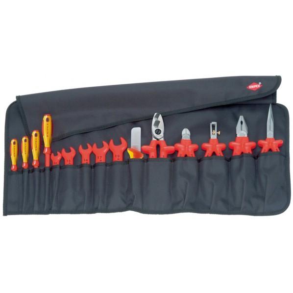 クニペックス KNIPEX絶縁工具セット15点セット 989913
