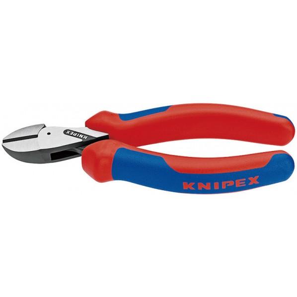 激安通販販売 クニペックス KNIPEXコンパクトニッパー160mm 男女兼用 7302-160