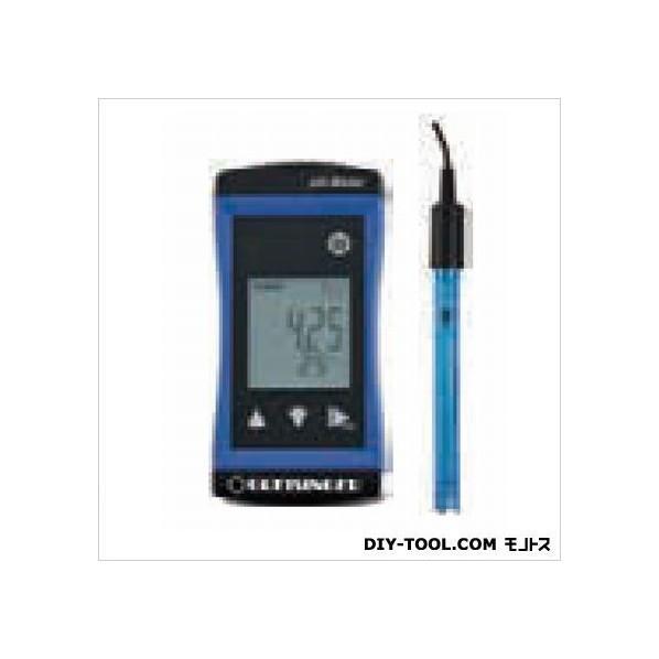 サカキコーポレーション コンパクトPH計/プローブ付 ブルー 108X54X28mm G1500 1台