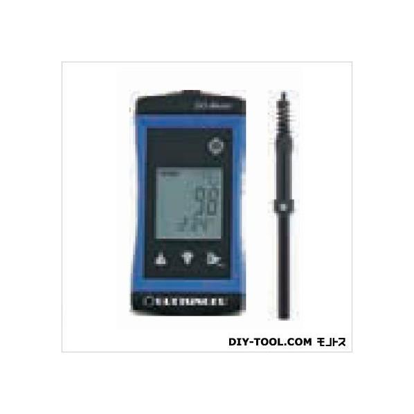 サカキコーポレーション コンパクト溶存酸素計/防水型 ブルー 108X54X28mm G1610 1台