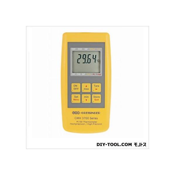 サカキコーポレーション 高精度Pt1000温度計/ロガー付 142X71X26mm GMH3750 1台