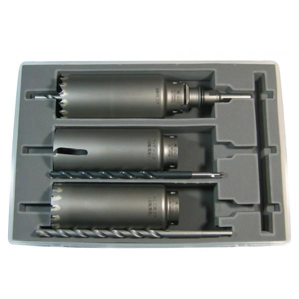 ミヤナガ ポリクリック コア3兄弟BOXキット φ70mm (SDSシャンク) PC2-70R 1セット