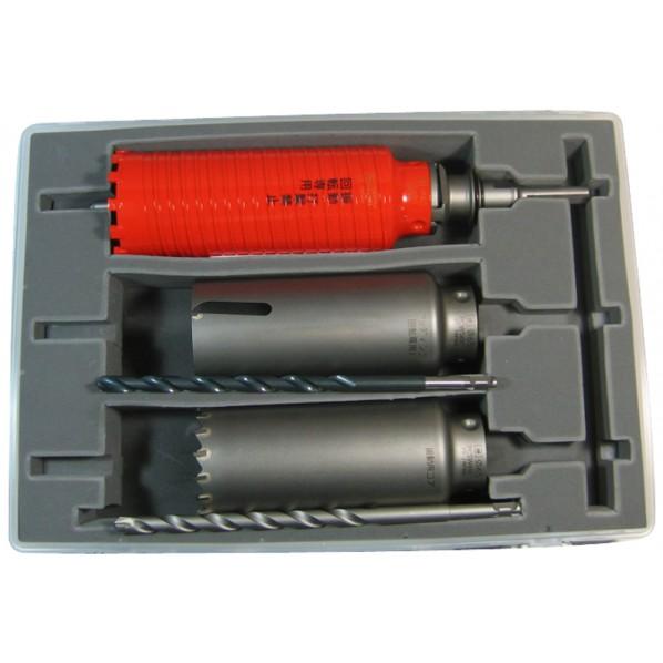ミヤナガ ポリクリック コア3兄弟BOXキット φ80mm PA2-80 1セット