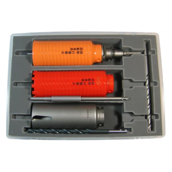 ミヤナガ ポリクリック コア3兄弟BOXキット φ65mm PD-2 1セット