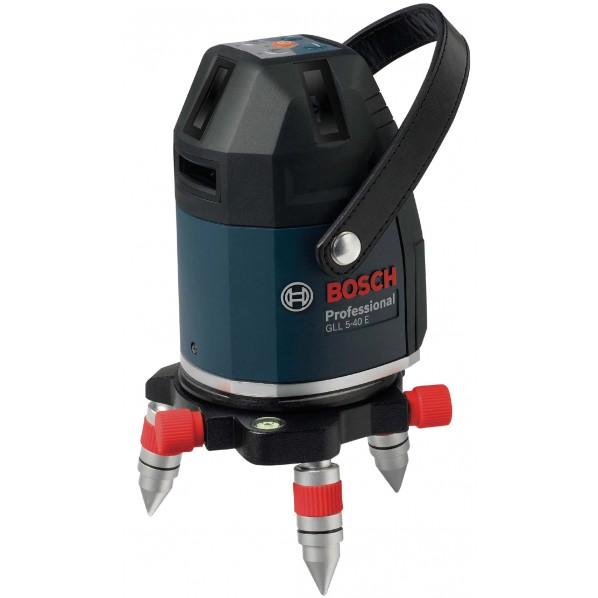 ボッシュ レーザー墨出し器 GLL5-40ELR