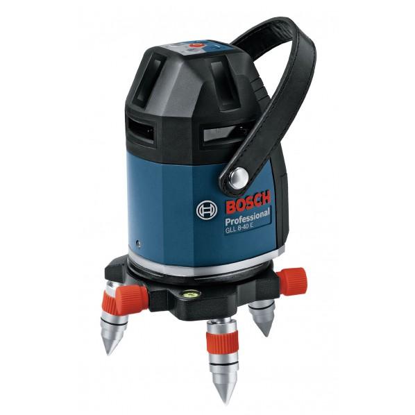 ボッシュ レーザー墨出し器 GLL8-40ELR