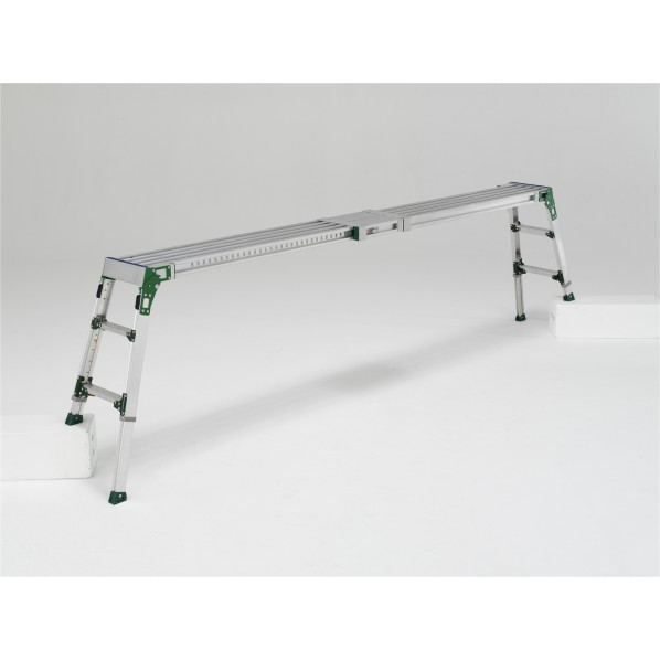 アルインコ おすすめ特集 伸縮天板 伸縮脚付足場台 VSR2609FX 1個 トラスト