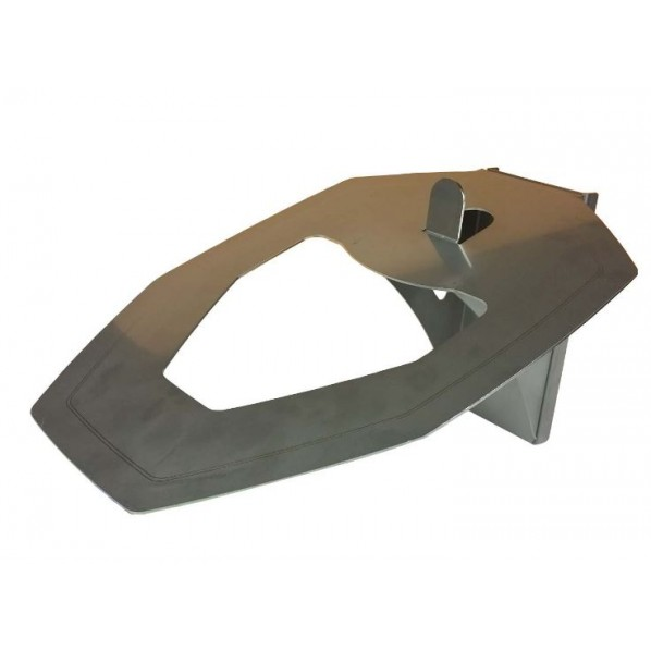 ライフサーブ EASY RACK for Helmet (Forward Style) 215×70×300mm 1本
