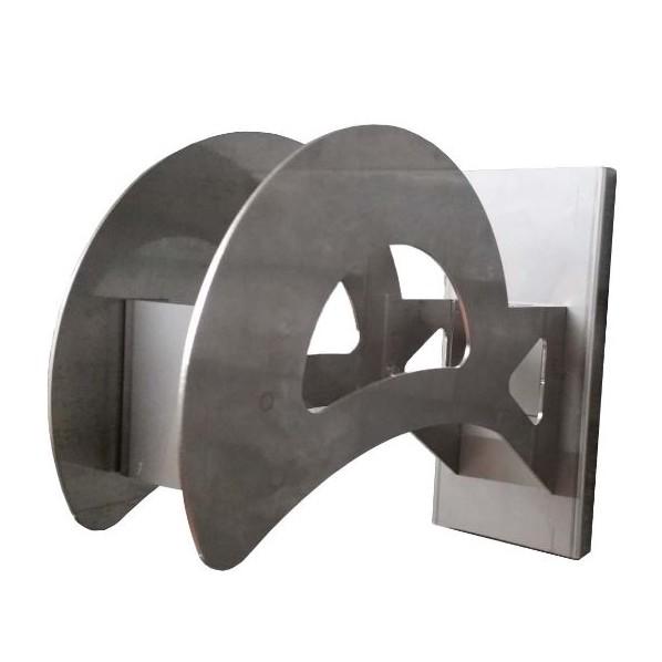 ライフサーブ EASY RACK for Helmet (FaceDown Style) 75×225×70mm 1本