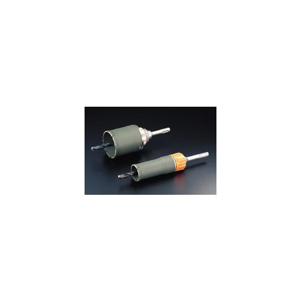 ユニカ UR21 多機能コアドリル 複合材用ショート SDSシャンク 口径75mm、有効長60mm UR21-FS075SD 1セット