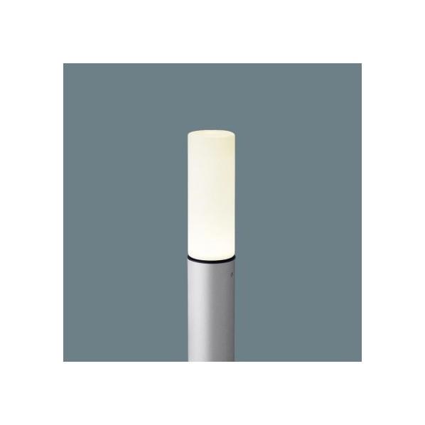 パナソニック 地中埋込型 LED(電球色)エントランスライト 【ガラスグローブ】乳白つや消し 【ステンレスポール】シルバーメタリック ポール径80 地上高800mm XLGE500SHU 1個