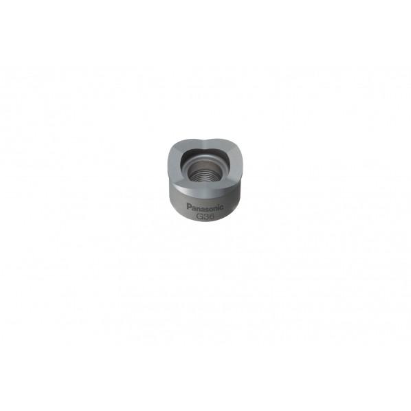 パナソニック ライフソリューションズ社 薄鋼電線管用パンチカッター39 EZ9X334 1P