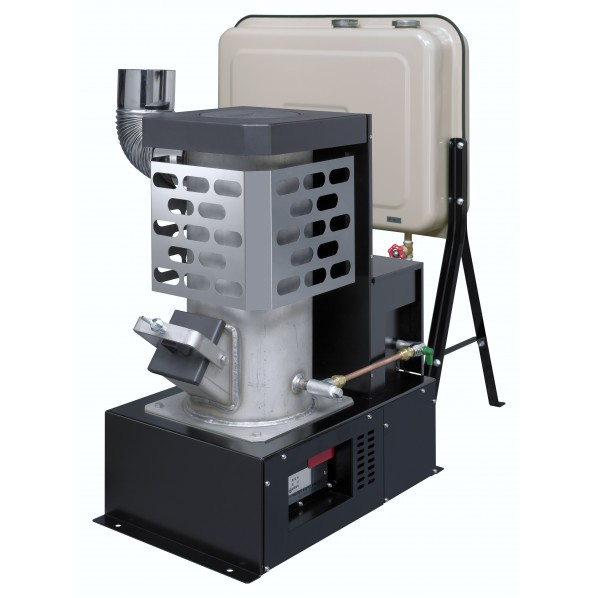 信州工業 廃油ストーブ 500x350x690mm SG-6S 1台