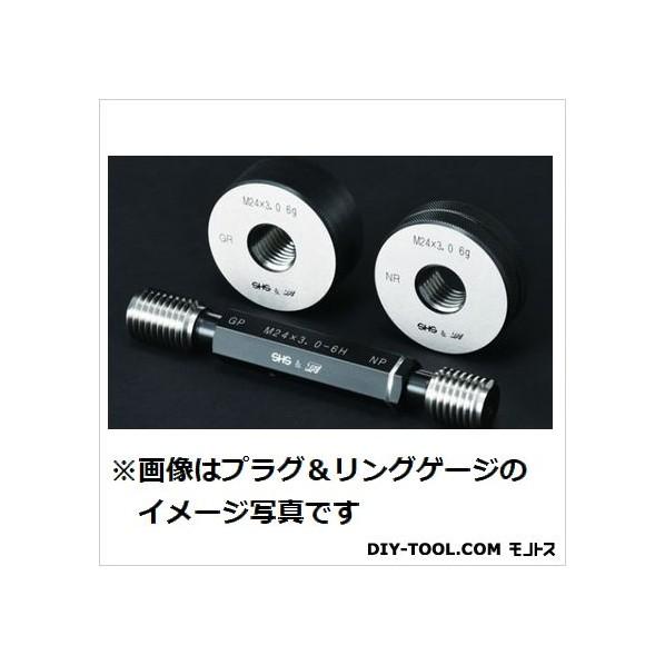 測範社 メートルネジプラグゲージ GPNP6H 2.6-0.45 1個