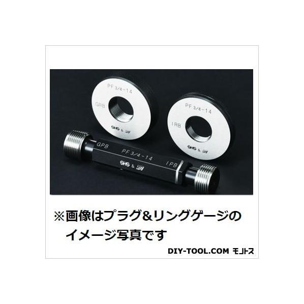 測範社 管用平行ネジリングゲージ(PF3/8-19 GRBIRB 3/8 1個