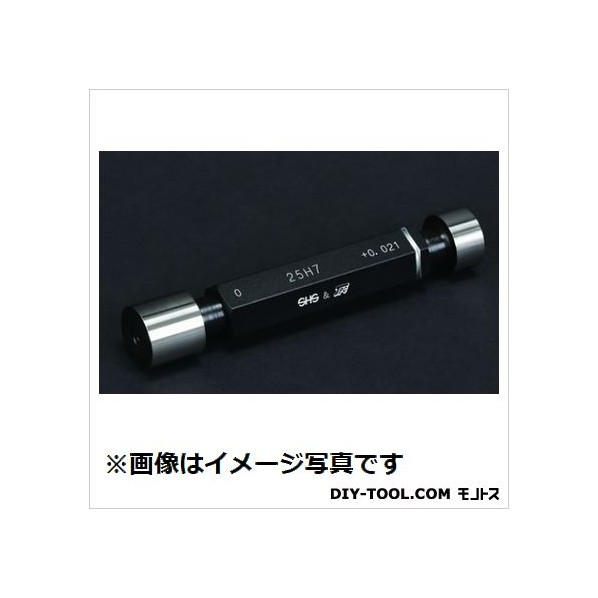 測範社 栓ゲージ 工作用(JIS B7420) H7-44 1個