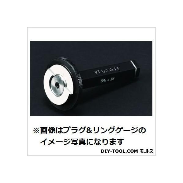 測範社 管用テーパネジゲージセット(PT PT-PR 3/8 1個