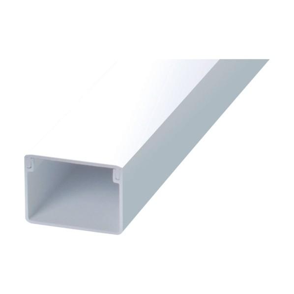 マサル エムケーダクト6号 ホワイト 2000 x 200 x 100 mm 1