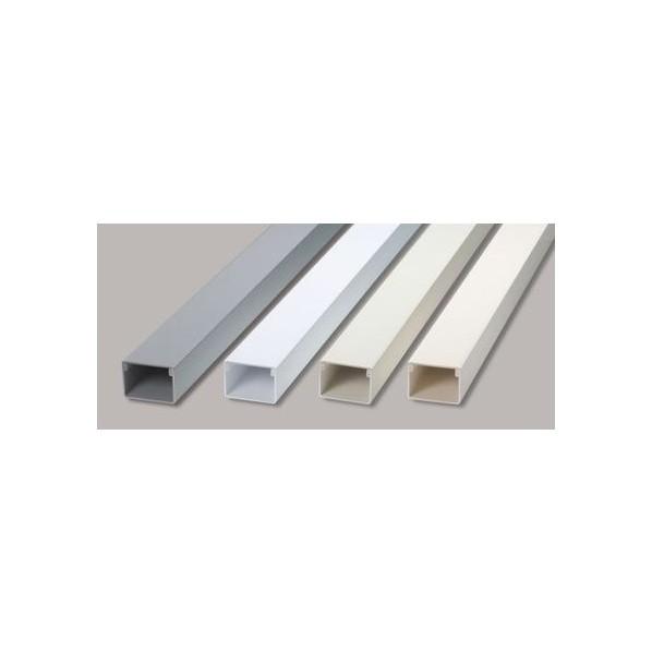 マサル工業 エムケーダクト 5号1m ホワイト W150.0mm×H100.0mm×t4.0mm MD52L10 1本