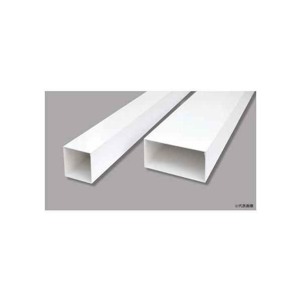 マサル工業 エルダクト 2020 ミルキーホワイト W200.0mm×H200.0mmt:4.0mm LD233 1本