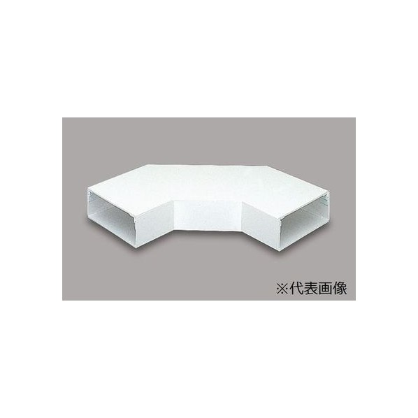 マサル工業 平面大マガリ 2020 グレー W200.0mm×H200.0mm×L500.0mmt:4.0mm LDM2231 1個